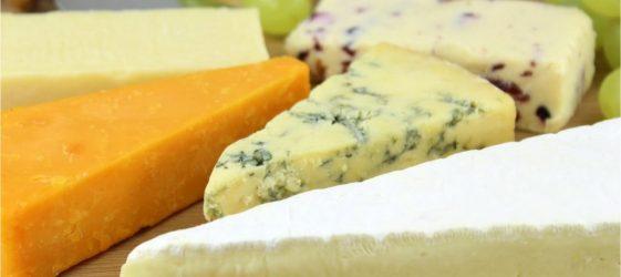 Saturday Cheese Board