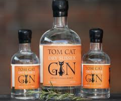 Old Star now serving gin!