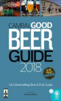 We're in the 2018 Good Beer Guide!